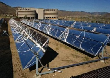 Solar Thermal Concentrating SystemsSolar Thermal Concentrating Systems