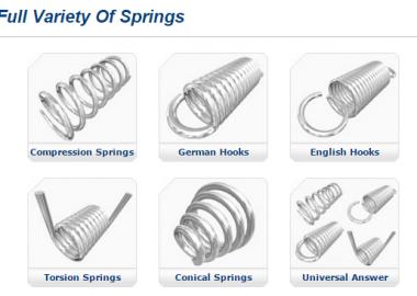 variety-of-springs