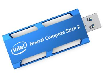 Intel Neural Compute Stick 2 Launched